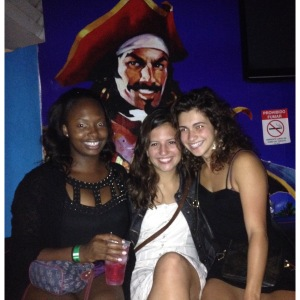 Mali, Josie and I
